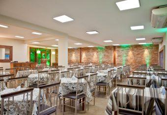 Restaurante Clube do Comércio - Sede Esportiva
