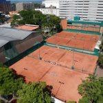 Clube do Comércio começa muito bem no Interclubes Estadual de Tênis