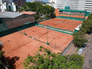 Torneio Interno de Tênis 2020: saiba todos os detalhes da disputa